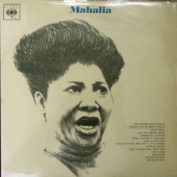 Mahalia Jackson Mahalia sings...