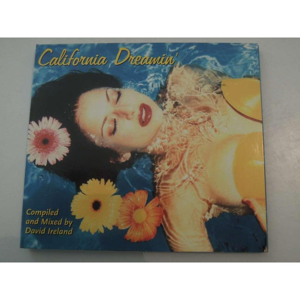 various david ireland california dreamin mixed and compiled by david ireland