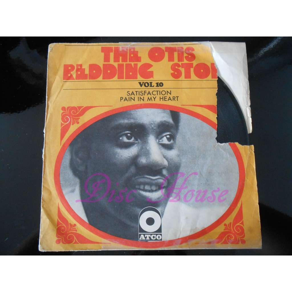 otis redding The otis redding story vol 10