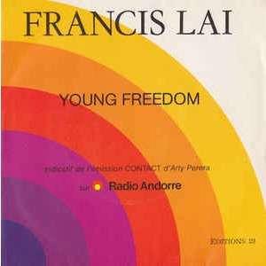francis lai young freedom / la solitude