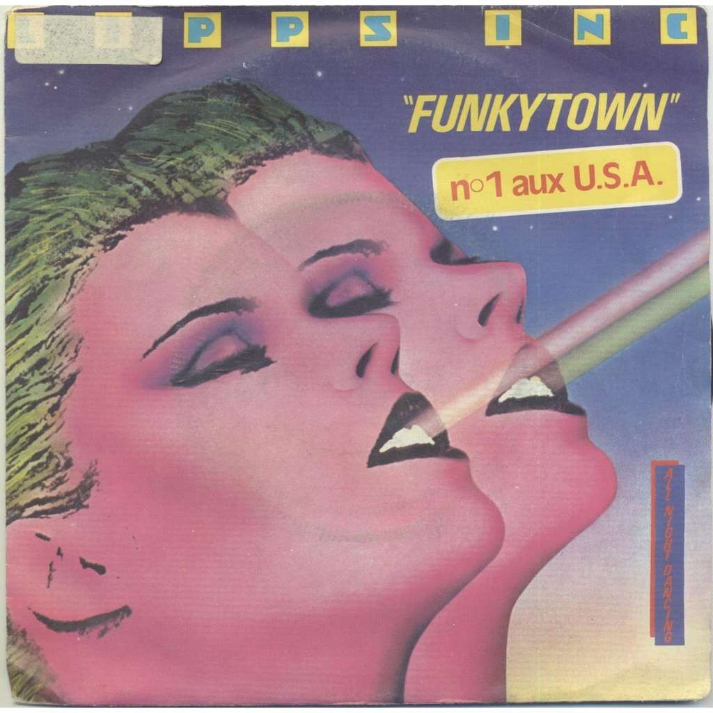 LIPPS FUNCKYTOWN / ALL NIGHT DANCING