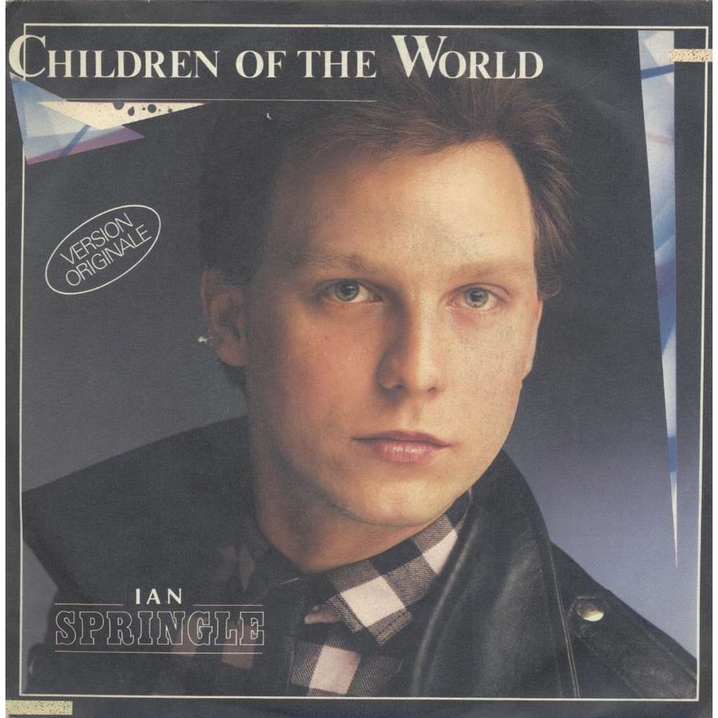 ian springle children of the world