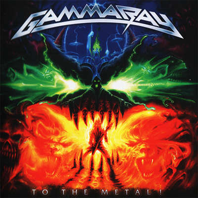 GAMMA RAY To The Metal!