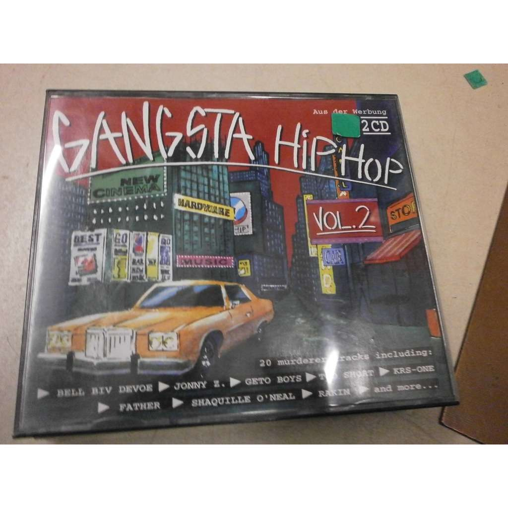 Various Gangsta Hip Hop Vol. 2