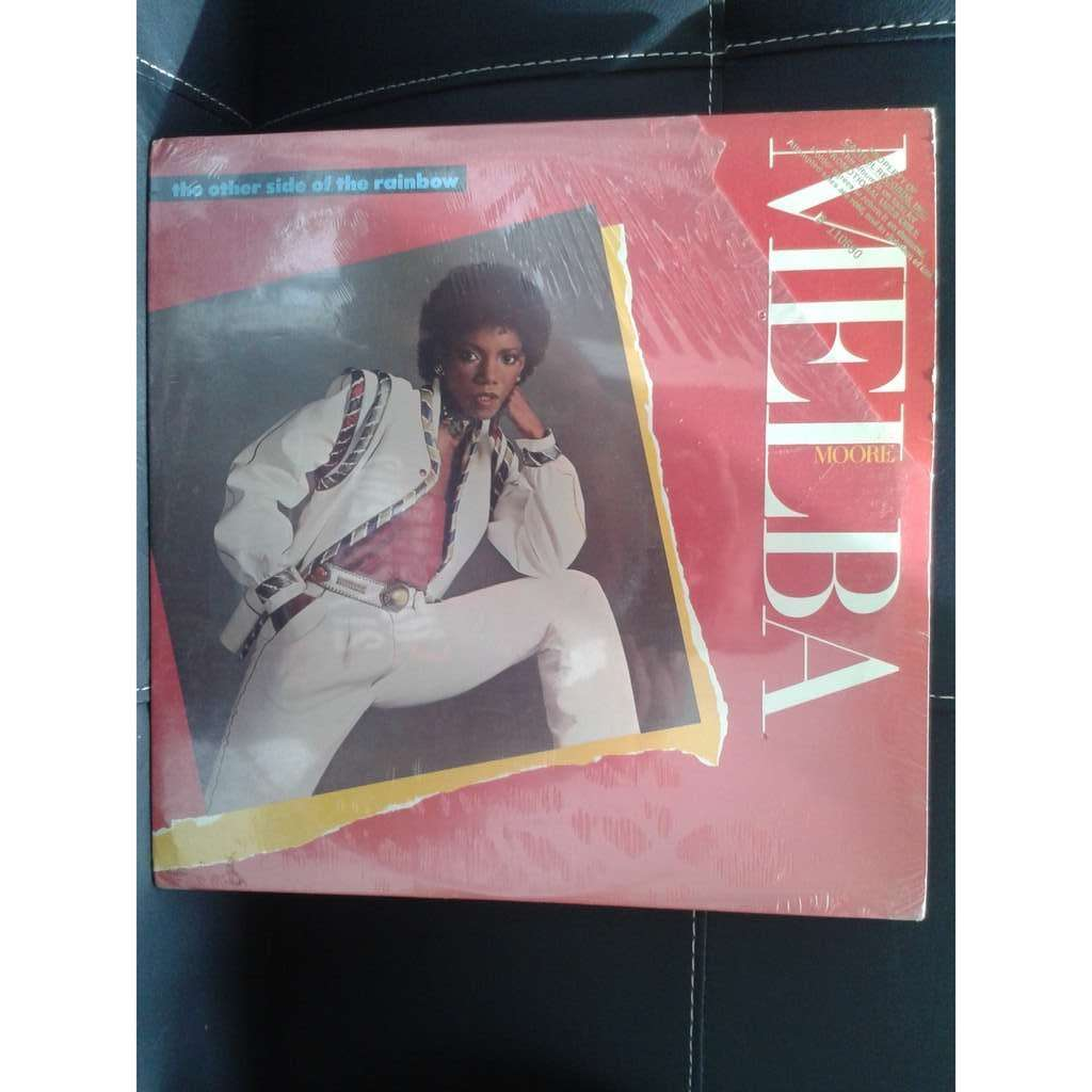 Melba Moore - The Other Side Of The Rainbow (LP, A Melba Moore - The Other Side Of The Rainbow (LP, Album) 1982 SEALER