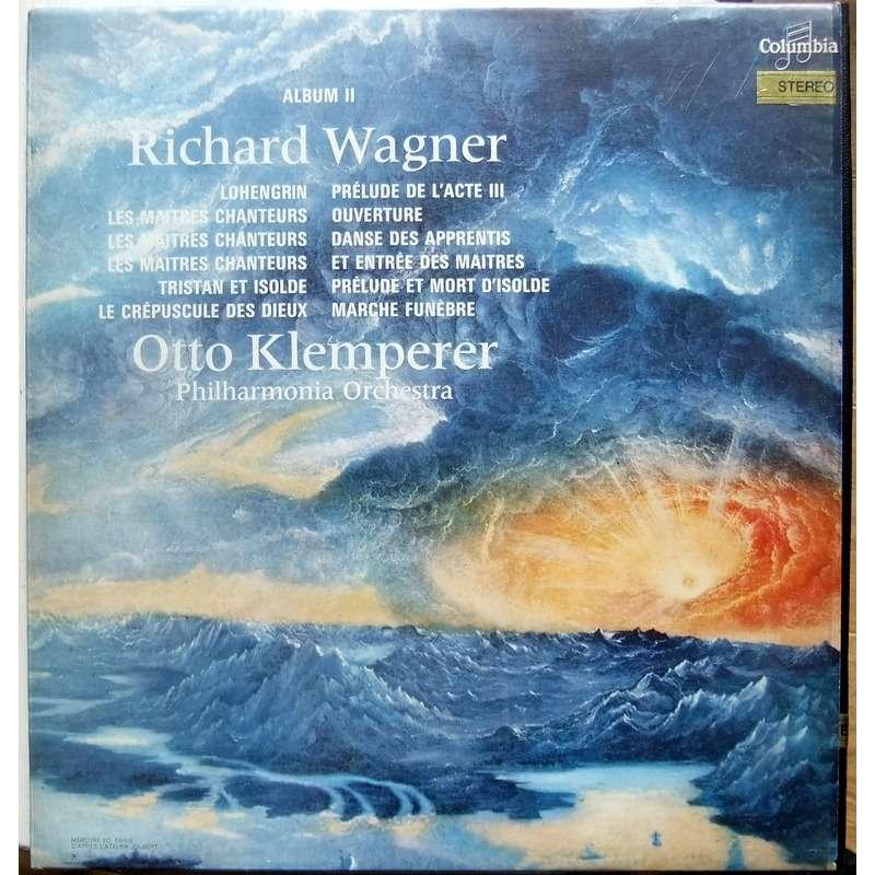 OTTO KLEMPERER Wagner : Album II