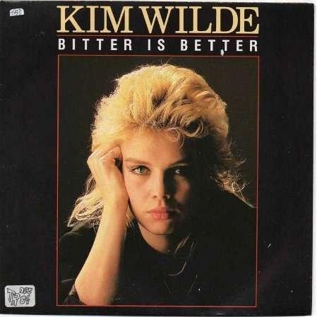 kim wilde bitter is better / boys