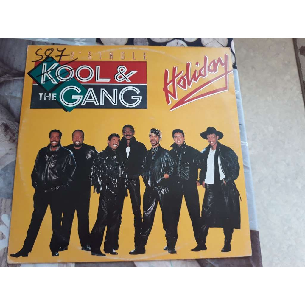 Kool & The Gang - Holiday (12) Kool & The Gang - Holiday (12)