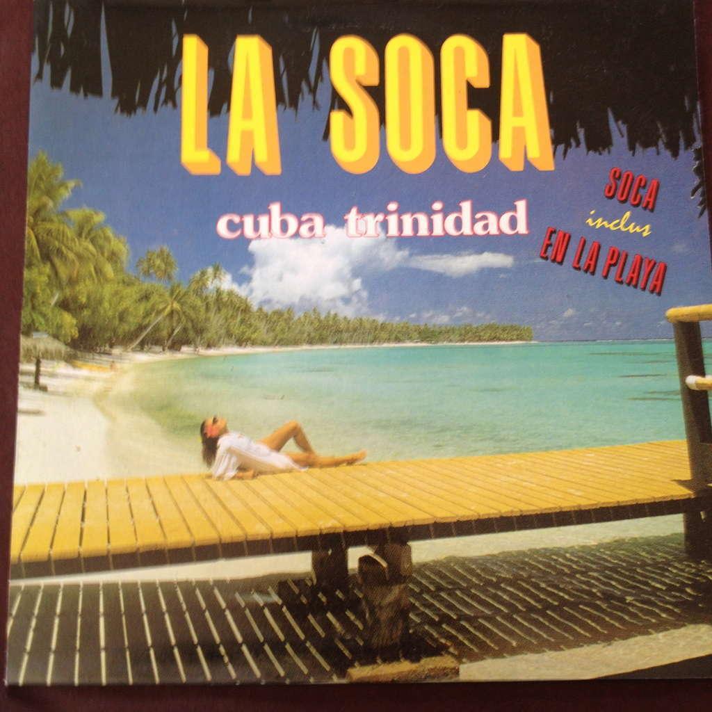 cuba trinidad LA SOCA inclus SOCA EN LA PLAYA