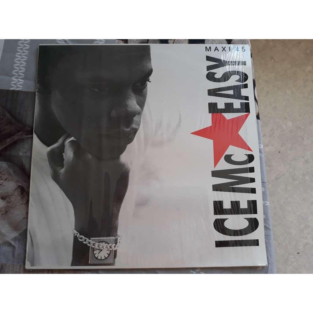 ICE MC - Easy (12, Maxi) ICE MC - Easy (12, Maxi)
