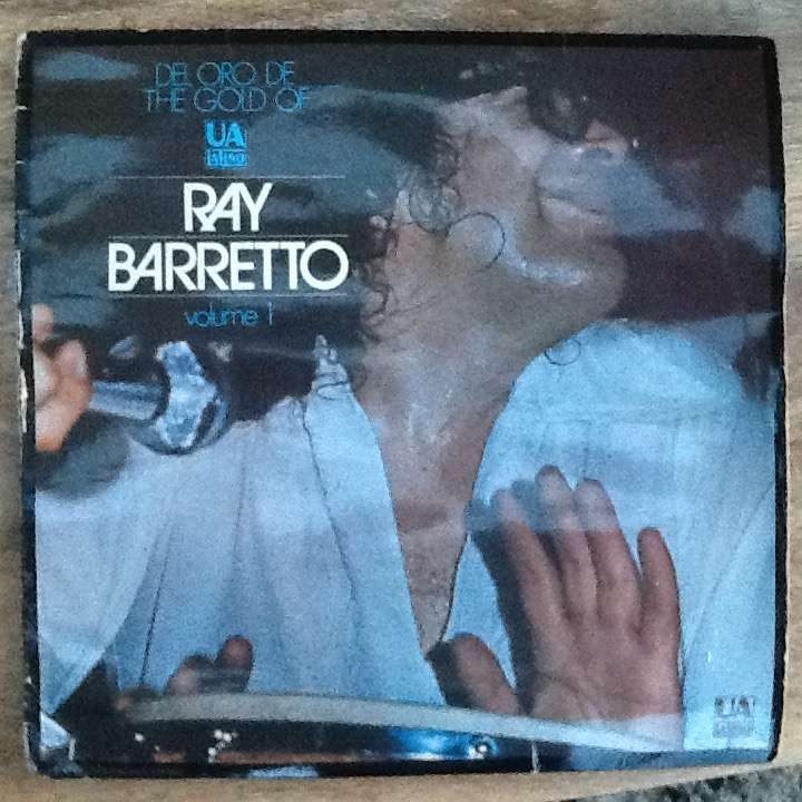 Ray Barretto Del Oro De UA Latino