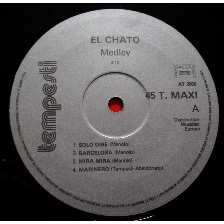 el chato AMBIANCE EXPLOSIVE N°2
