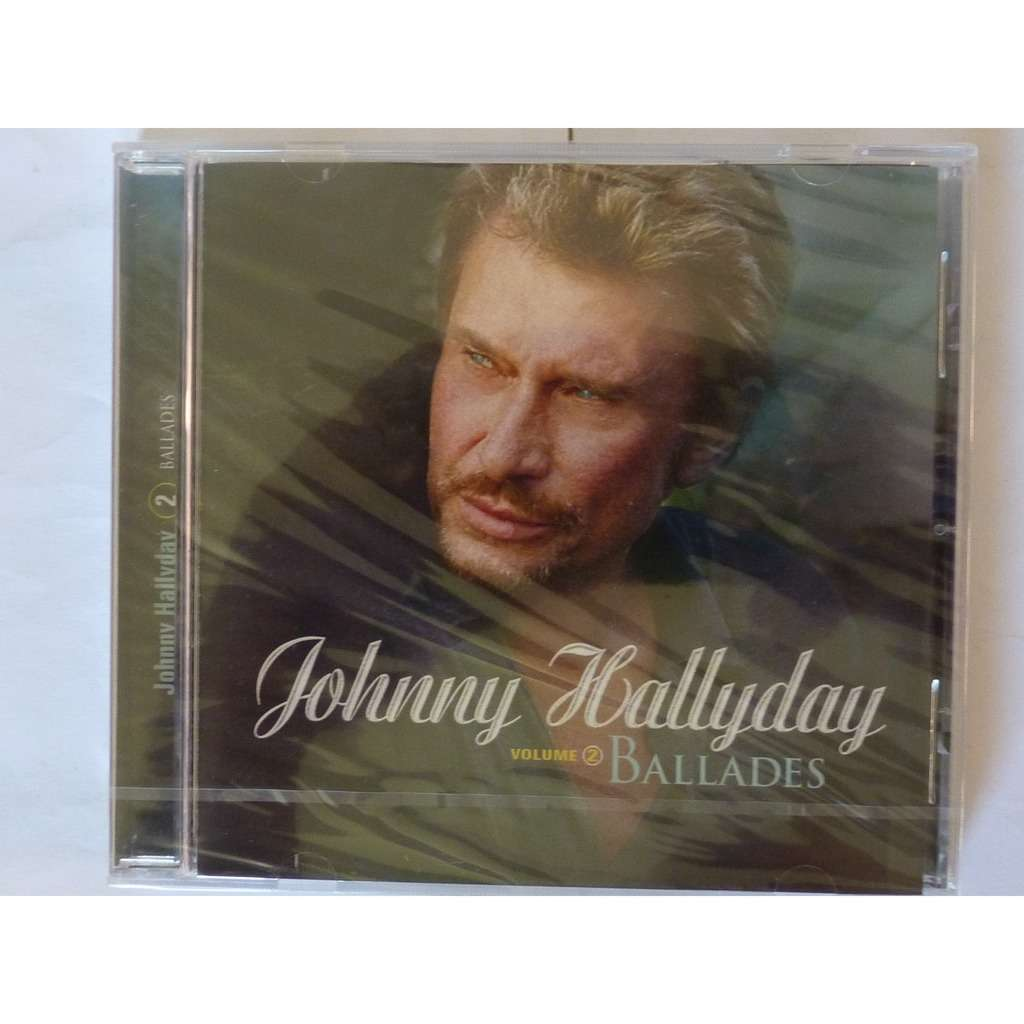 johnny hallyday vol.2 ballades