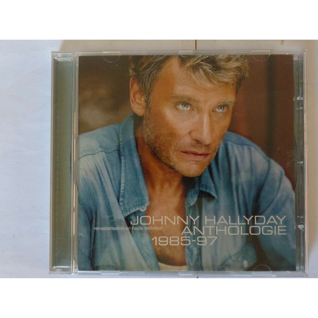 johnny hallyday anthologie 1985-97