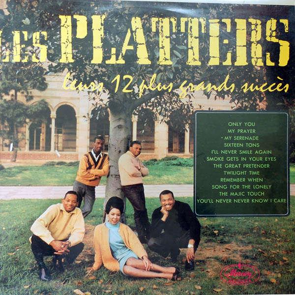 The platters Leurs 12 plus grands succès