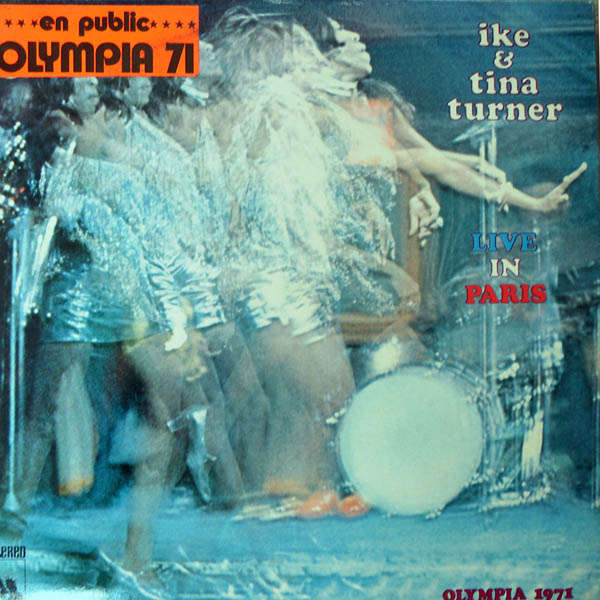 ike & tina turner Olympia 1971