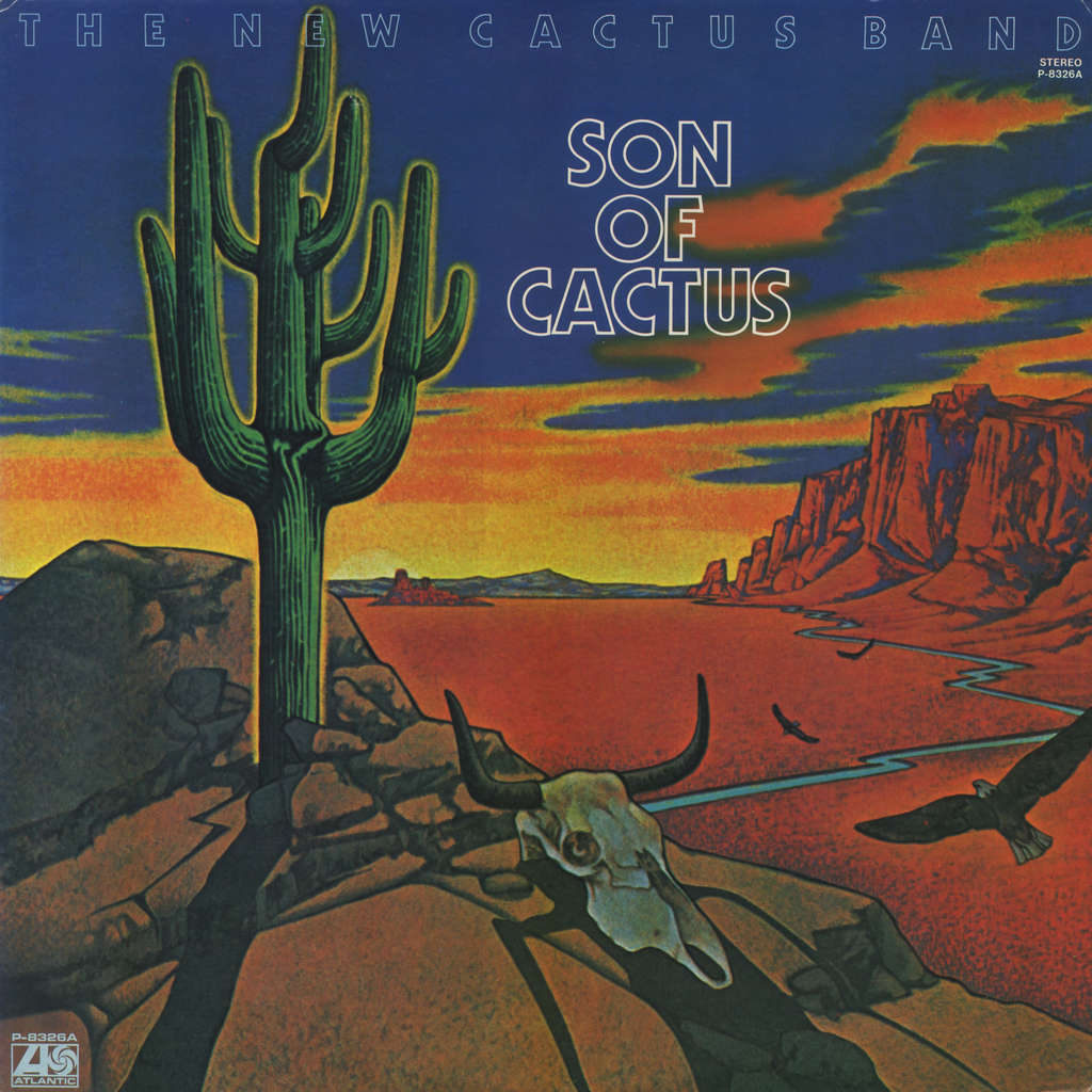 son of cactus new cactus band lp 売り手 solarfire id