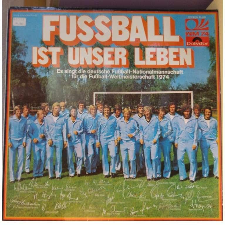 Die Fussball Nationalmannschaft Fussball Ist Unser Leben