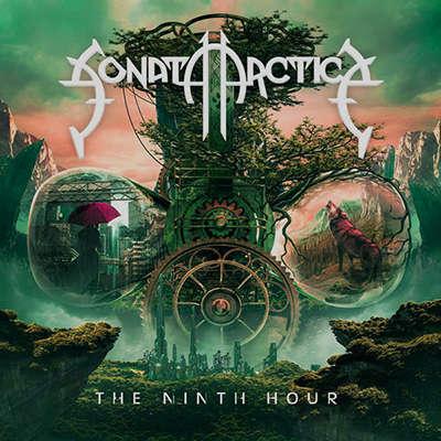 The Ninth Hour T-shirt Kleidung & Accessoires Sonata Arctica
