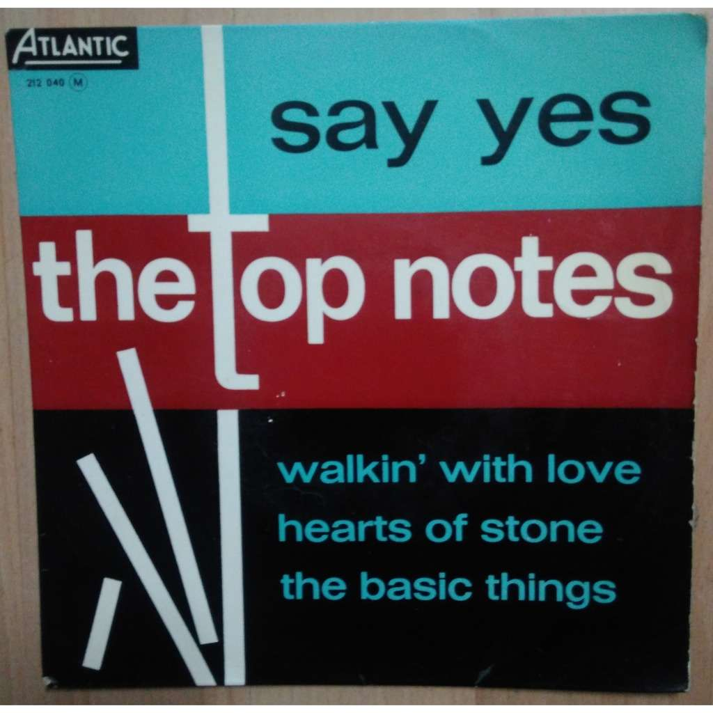 the top notes say yes