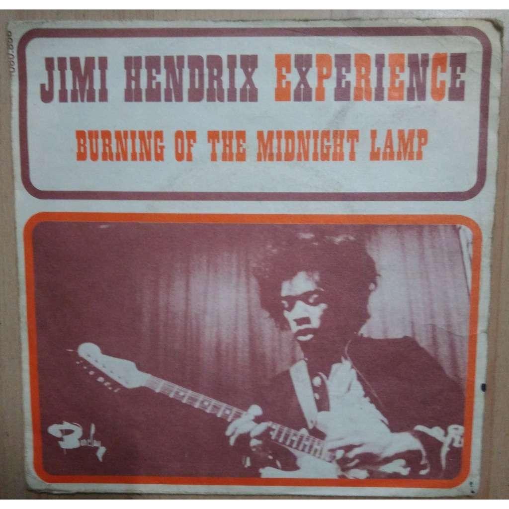 Good Jimi Hendrix Experience Burning Of The Midnight Lamp