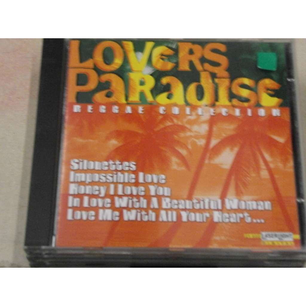 V/A LOVERS PARADISE - REGGAE COLLECTION