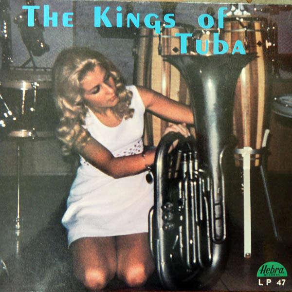 Vicky Vitt & Gustave Lafleur The kings of tuba