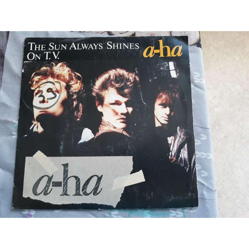a-ha - The Sun Always Shines On T.V. (7, Single) a-ha - The Sun Always Shines On T.V. (7, Single)