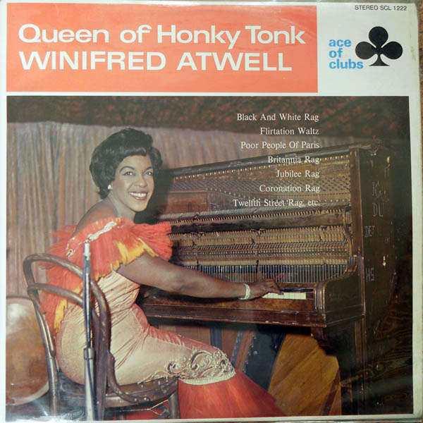 winifred atwell Queen of Honky Tonk