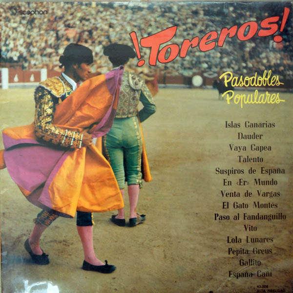 Various Pasodobles y Castañuelas