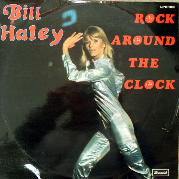 bill haley Rok around the clock