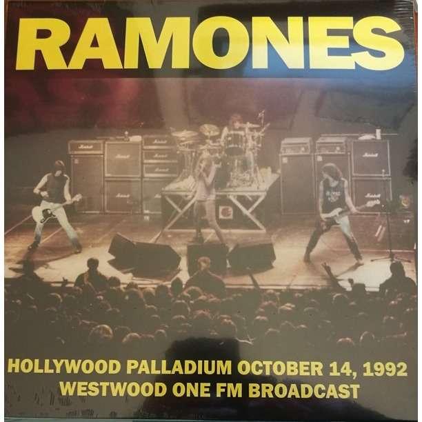 Ramones hollywood palladium october 14, 1992 westwood one fm broadcast