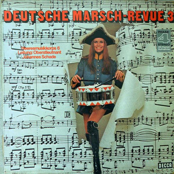 6 Panzergrenadierdivision Deutsche marsch revue 3