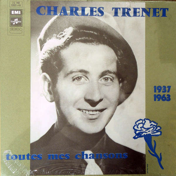 charles trenet Toutes mes chansons 1937 - 1963