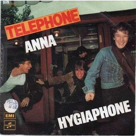 telephone anna / hygiaphone