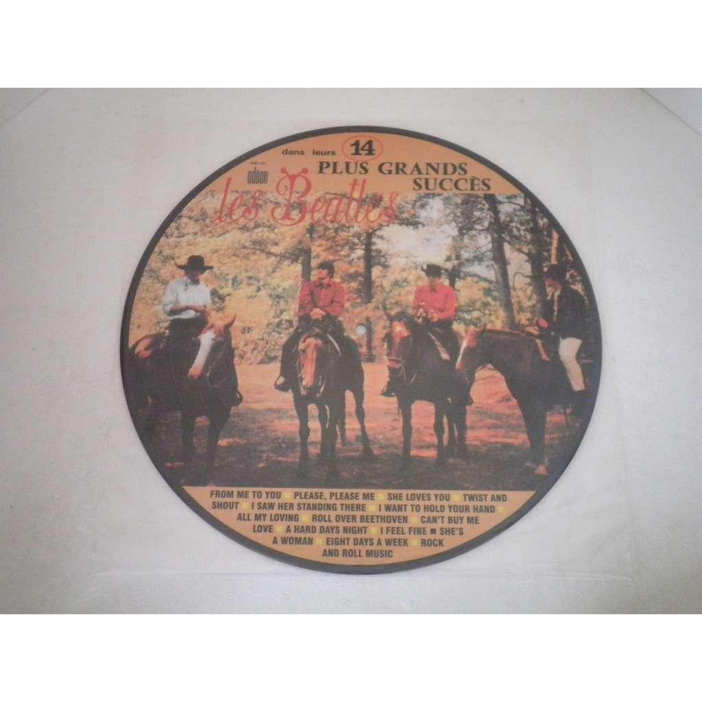 The Beatles Dans Leurs 14 Plus Grands Succes