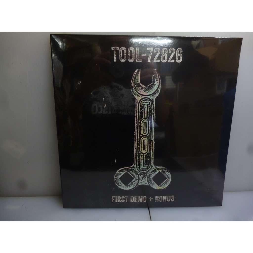 Tool 72826  First Demo + Bonus  EU 2017 Black Vinyl LP