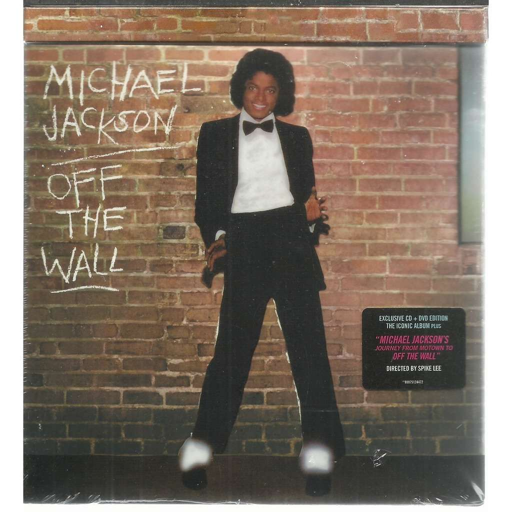off the wall michael jackson cd dvd 売り手 akasawa