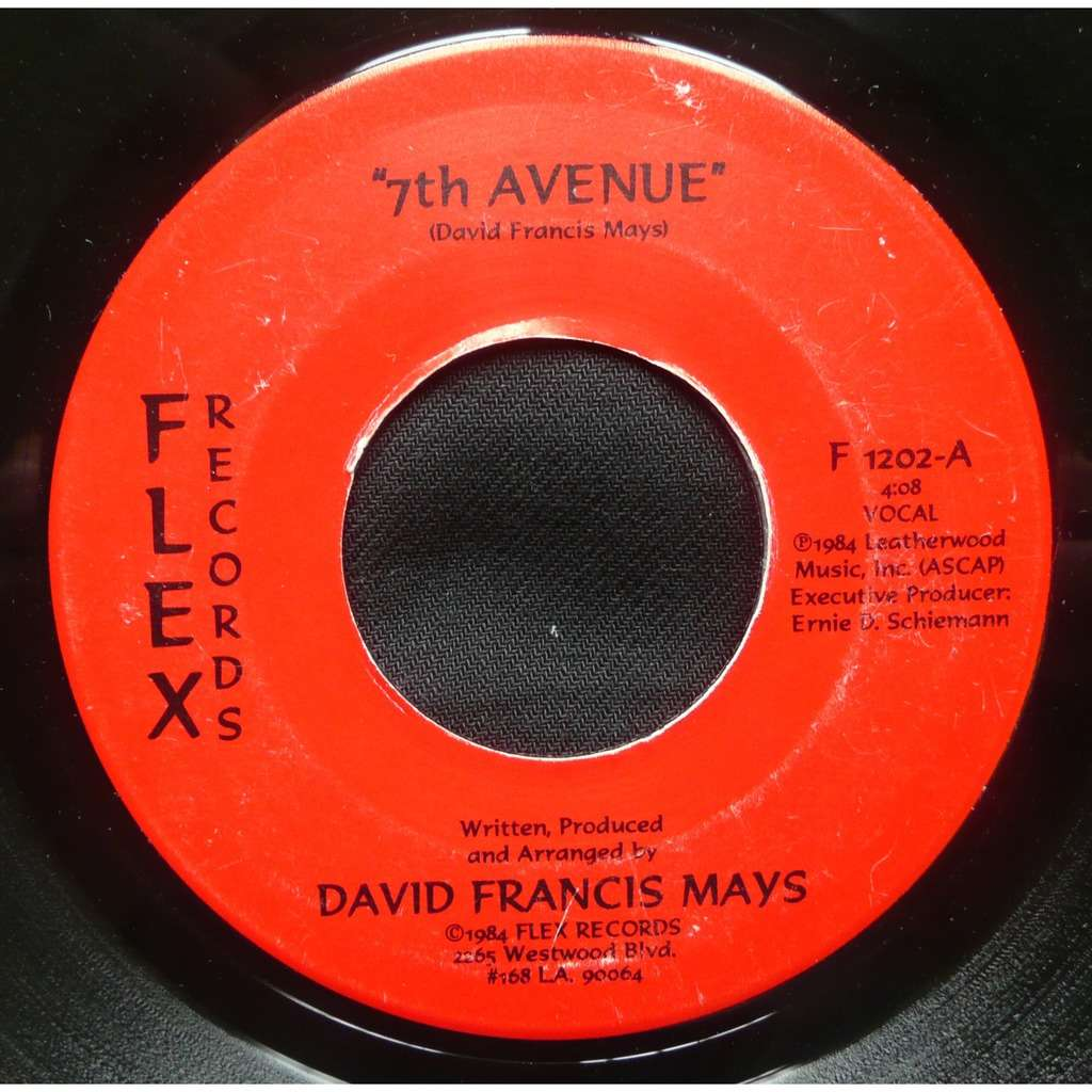David Francis Mays 7th Avenue