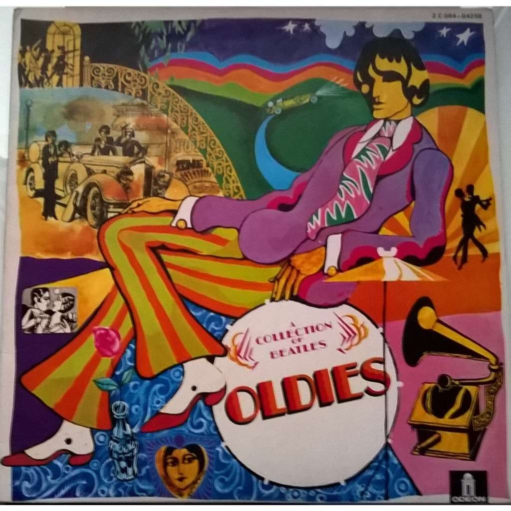 the beatles a collection of beatles oldies but goldies