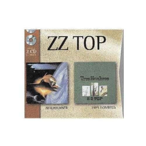 ZZ TOP AFTERBURNER / TRES HOMBRES (COFFRET 2 CD)