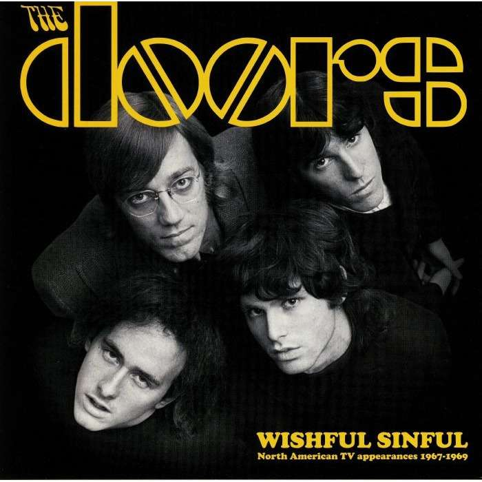 The Doors Wishful Sinful North American TV Appearances 1967-1969 (lp)  sc 1 st  CD and LP & Wishful sinful: north american tv appearances 1967-1969 (lp) by The ...