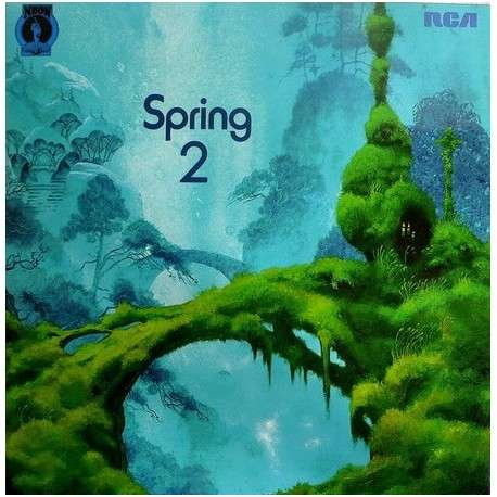 Spring 2 (lp) Ltd Edit Gatefold Sleeve -E.U