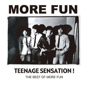 Target Earth Records : More Fun Teenage Sensation! The Best Of More Fun - CD