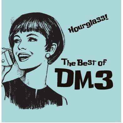 Target Earth Records : DM3 Hourglass! The Best Of DM3 - CD