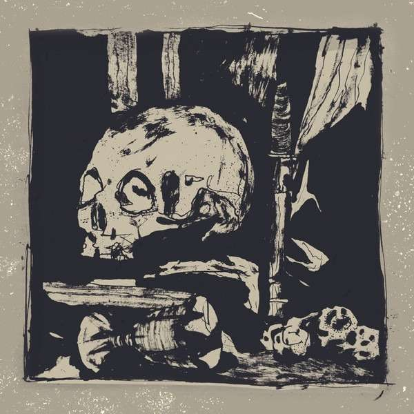 WEDERGANGER / LASTER Split LP. Blue Vinyl
