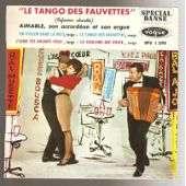 aimable un violon dans la nuit, le tango des fauvettes