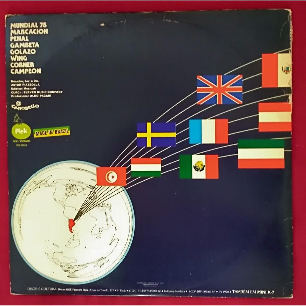 astor piazzolla mundial 78