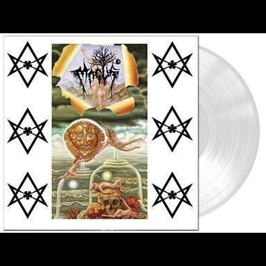 MAGUS (Absu) Ruminations of Debauchery. Clear Vinyl