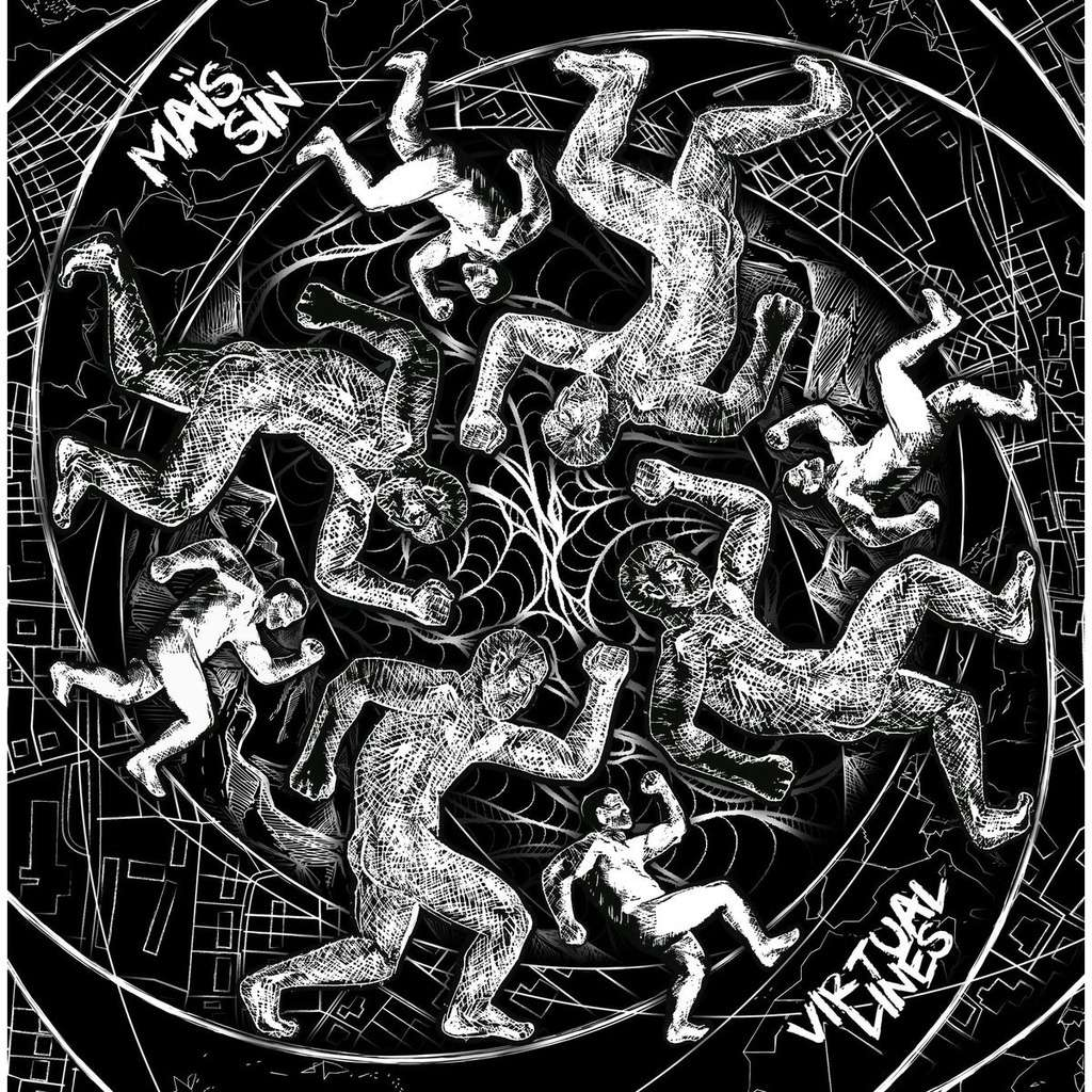 Antipod Records : MAÏS & SIN Virtual Lines - 33 1/3 RPM